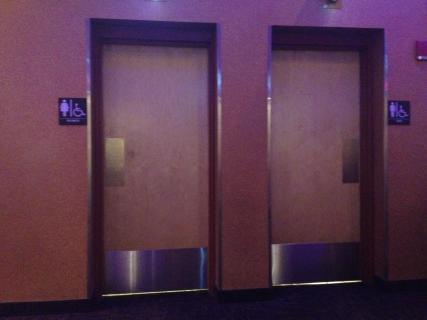 <h5>Accessible restroom entrances</h5>