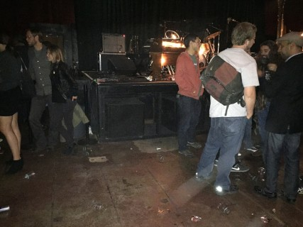 <h5>Accessible Space (left side of stage)</h5>