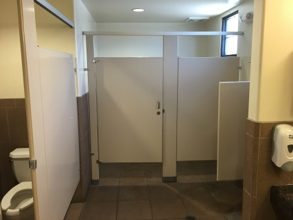 <h5>Accessible stall</h5>
