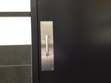 <h5>Restroom exit</h5>