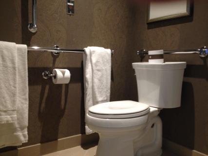 <h5>Room 2026 bathroom</h5>