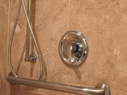 <h5>Shower control</h5>