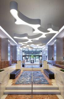 <h5>Hotel lobby</h5>