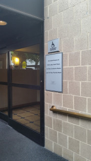 <h5>Entrance </h5>