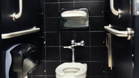 <h5>South Tunnel Women's Restroom 3</h5>