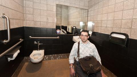 <h5>210 Companion Restroom</h5>
