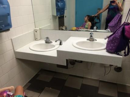 <h5>Restroom 2</h5>