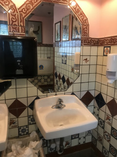 <h5>Chuy's</h5><p> Chuy's - Restrooms</p>
