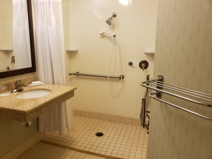 <h5>SpringHill Suites by Marriott Knoxville at Turkey Creek</h5><p> SpringHill Suites by Marriott Knoxville at Turkey Creek - Bathroom</p>