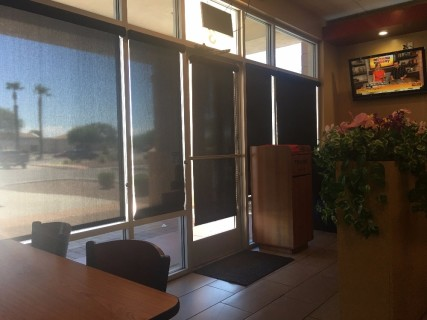 <h5>Golden Hawaiian BBQ</h5><p>Main entrance</p>