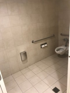 <h5>Hilton Garden Inn Knoxville/University</h5><p> Hilton Garden Inn Knoxville/University - Bathroom</p>