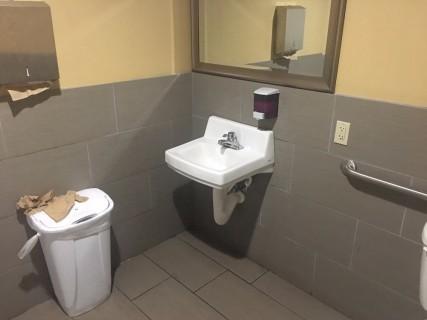<h5>Golden Hawaiian BBQ</h5><p> Accessible restroom</p>