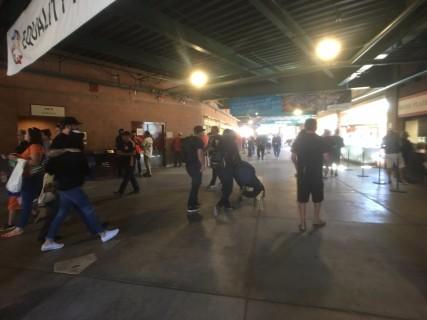 <h5>Scottsdale Stadium</h5><p>Main concourse behind home plate.</p>
