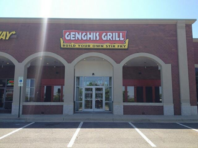 Genghis Grill Build Your Own Stir Fry Brettapproved