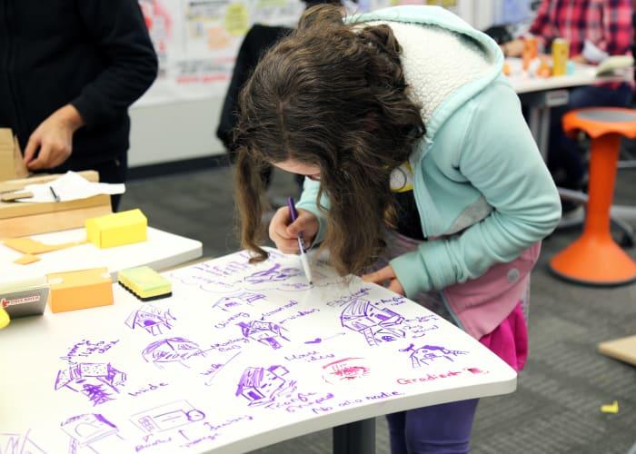 BRIC GirlsBuild Design Build Camp