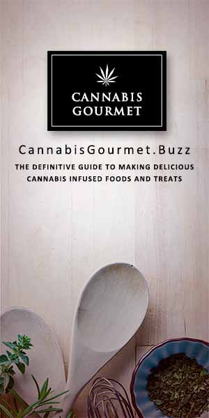 Cannabis Gourmet Site Ad