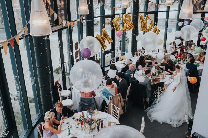 SIREN Liverpool, a city wedding venue in Liverpool