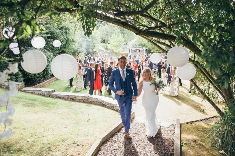 The Top 100 Uk Wedding Venues For A Summer Wedding
