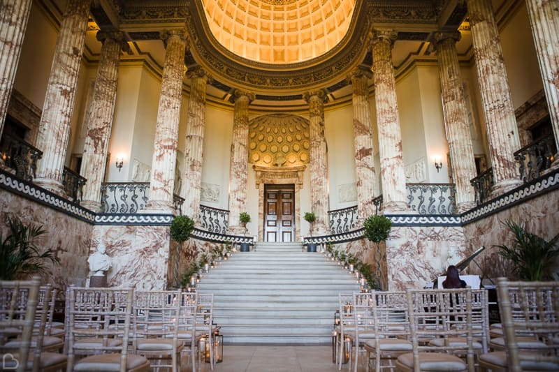 Holkham wedding venue