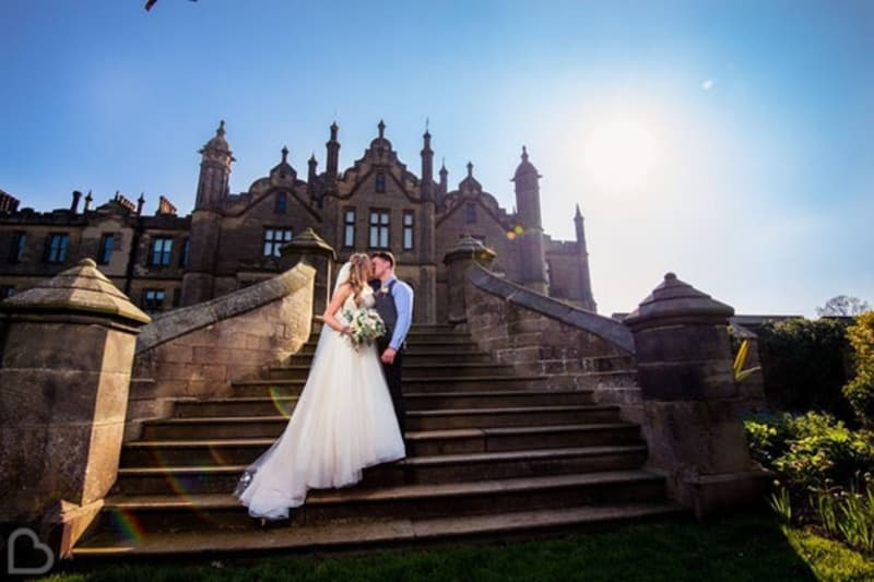Bridebook.co.uk Allerton Castle