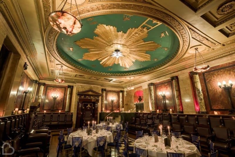 Bridebook.co.uk Andaz London Liverpool Street Hotel