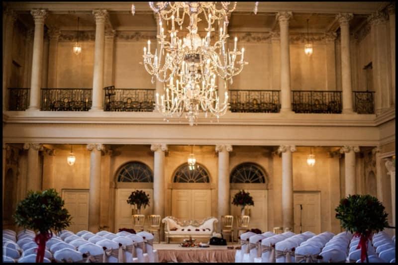 Bridebook.co.uk Bath Assembly Rooms