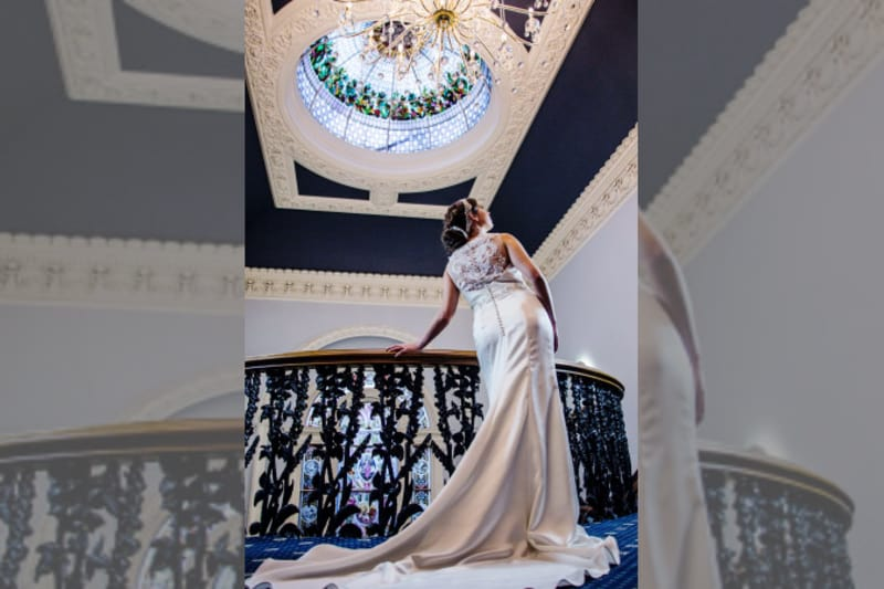 Bridebook.co.uk Heaton Mount