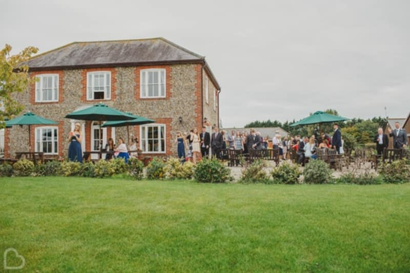 Chichester Golf Club wedding venue in west sussex