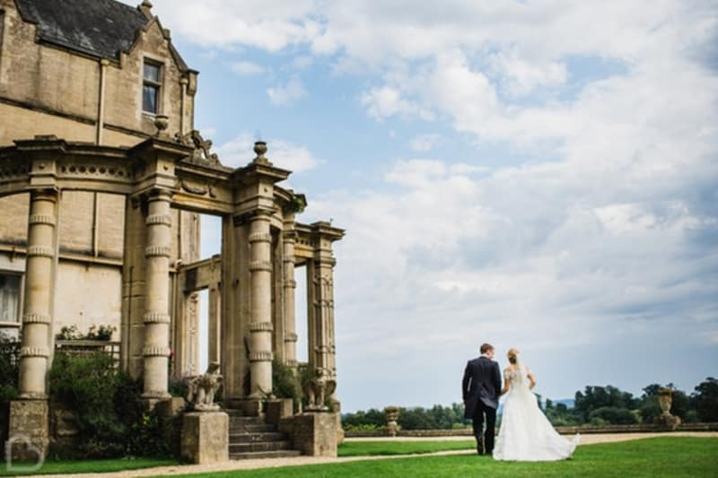 Orchardleigh House & Estate wedding venue in Somerset