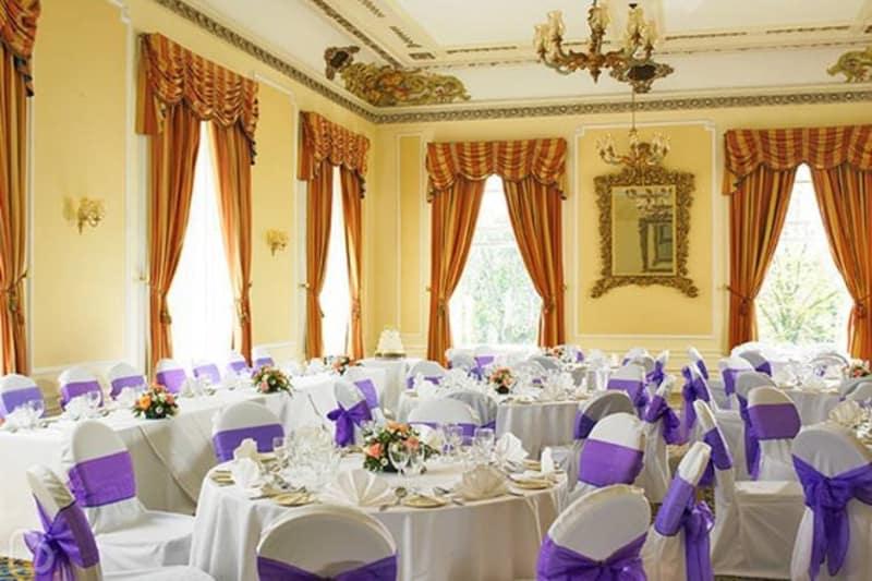 Bridebook.co.uk Buxton Palace Hotel
