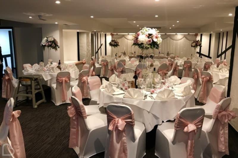 Bridebook.co.uk Donnington Manor Hotel