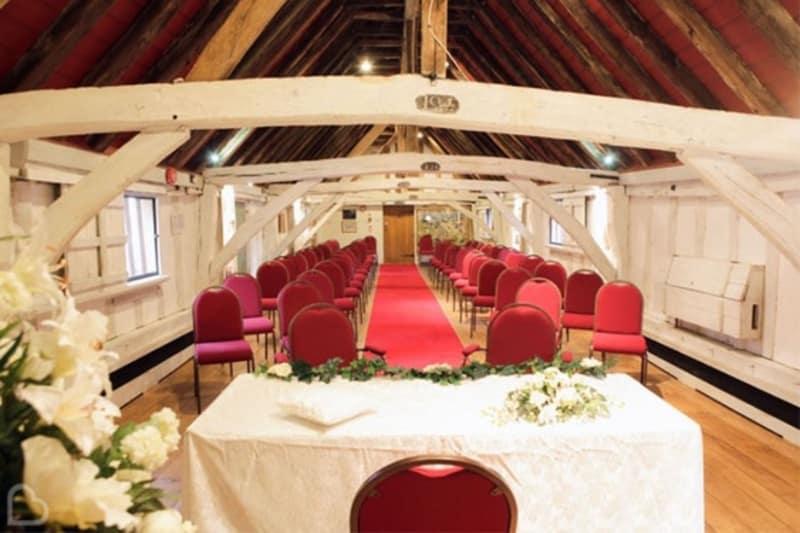 Bridebook.co.uk Great Dunmow Maltings