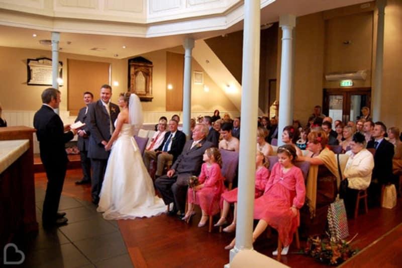 Bridebook.co.uk Masa at The Old Chapel