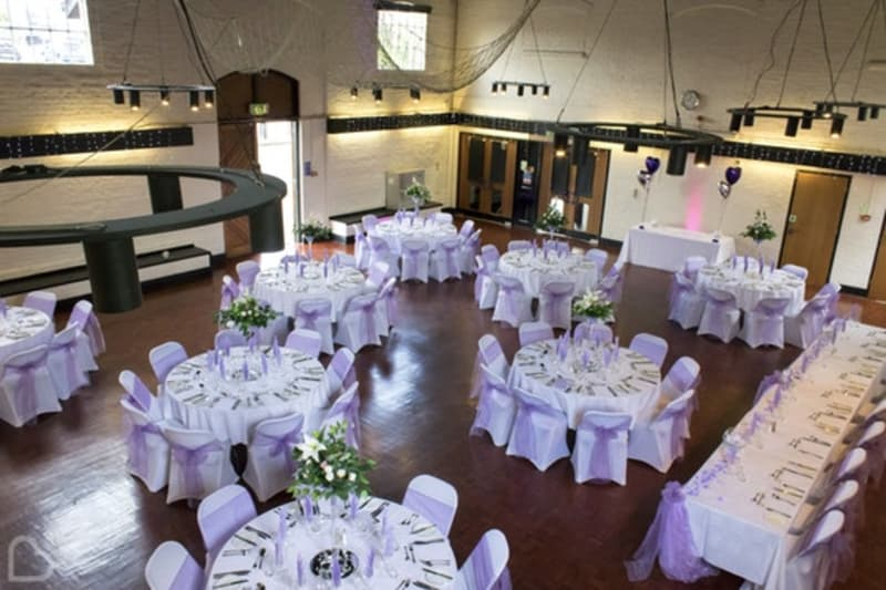 Bridebook.co.uk The Freight House