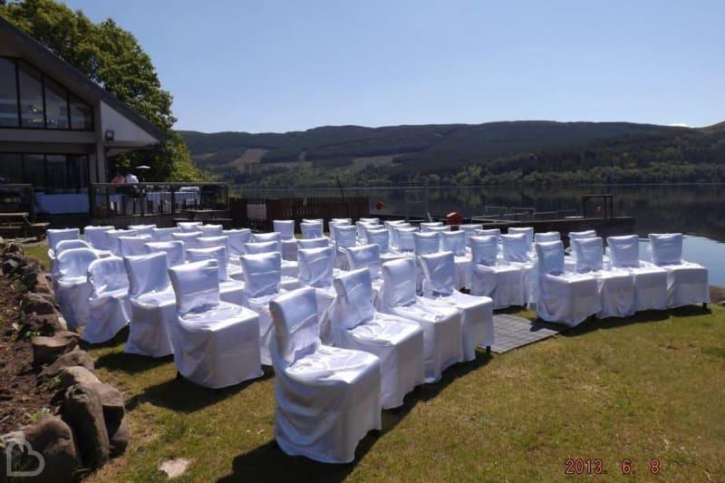 Bridebook.co.uk Venachar Lochside
