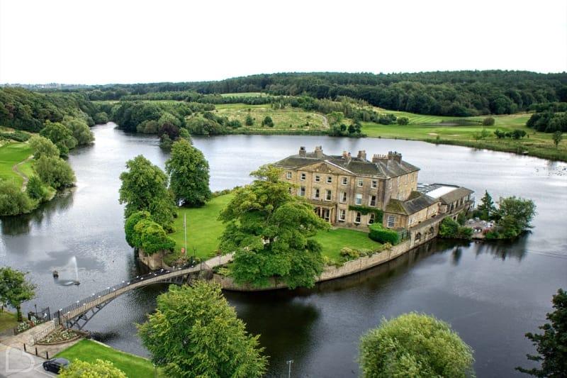 Bridebook.co.uk Waterton Park Hotel & Spa