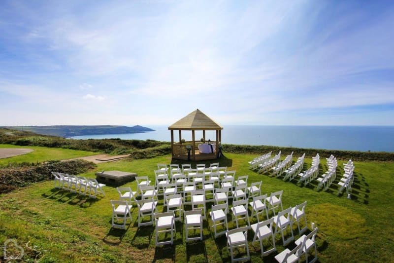 Bridebook.co.uk Whitsand Bay Fort