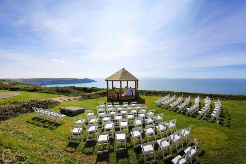 Bridebook.co.uk Whitsand Bay Fort