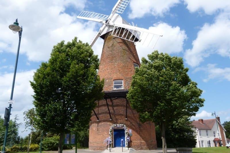 Rayleigh Windmill wedding venue