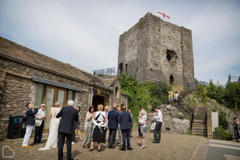Bridebook.co.uk The Atrium Clitheroe Castle