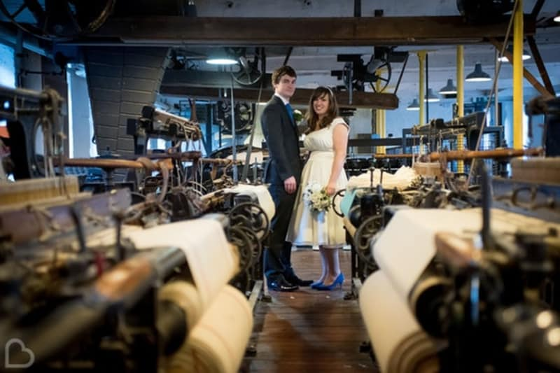 Bridebook.co.uk Quarry Bank Mill