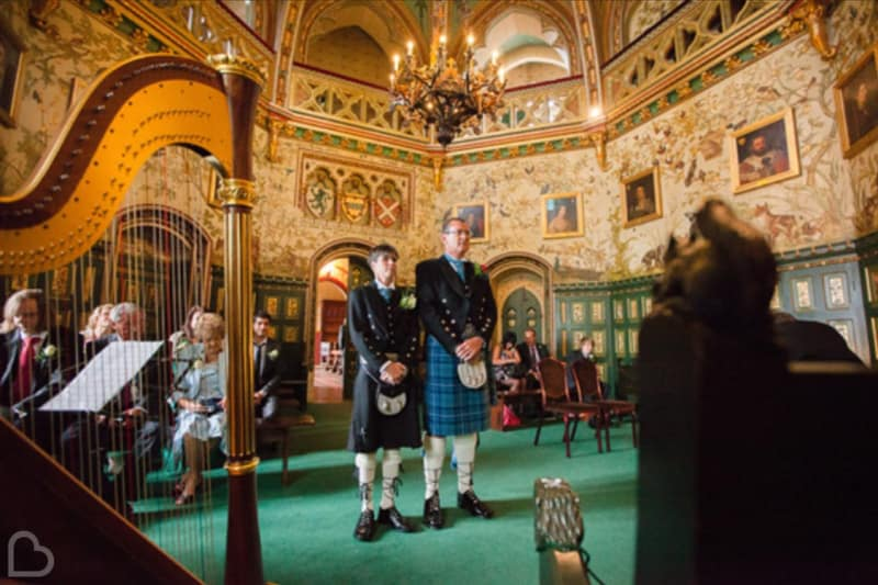 Bridebook.co.uk Castell Coch