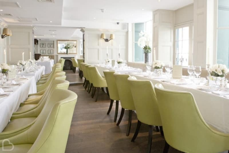 Bridebook.co.uk Chiswell Street Dining Rooms