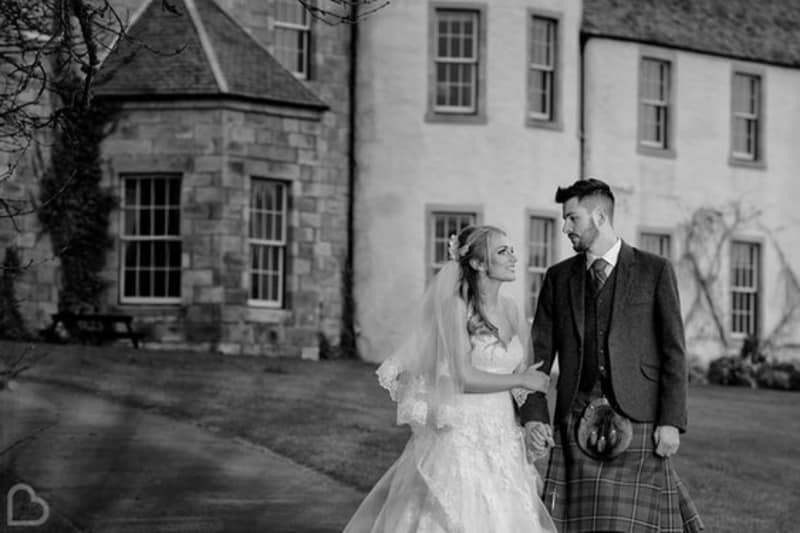 Bridebook.co.uk Logie Country House