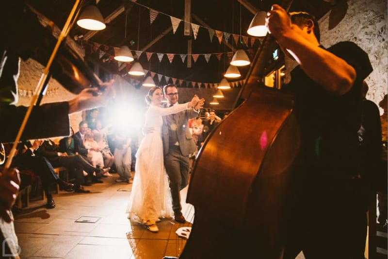 River Cottage HQ, one of the most popular barn wedding venues in the UK