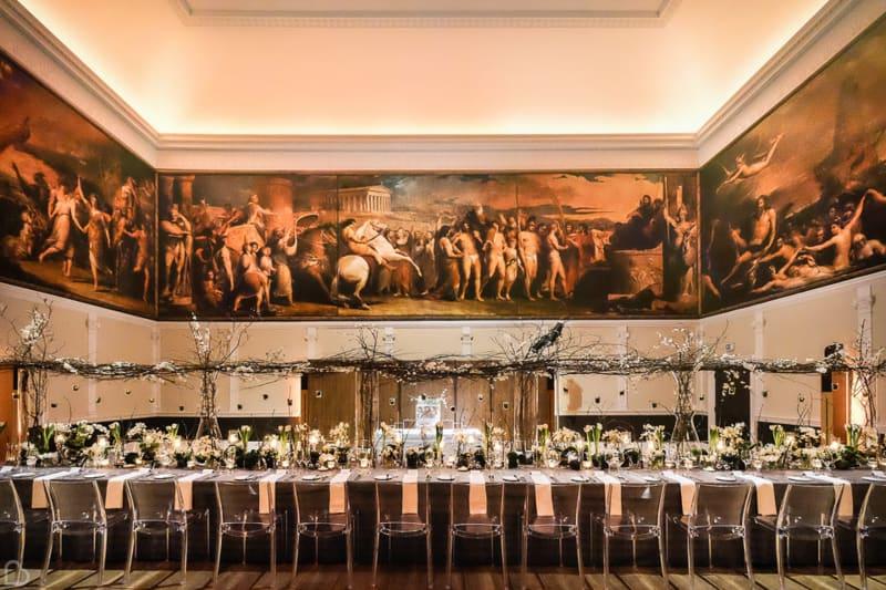 RSA House wedding venue