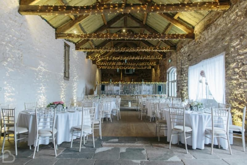 Askham Hall wedding venue in Cumbria