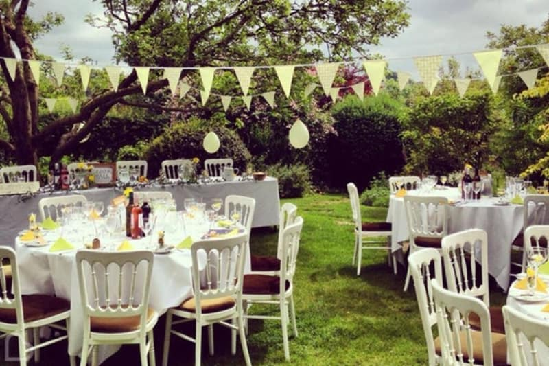 Crook Hall wedding venue in County Durham