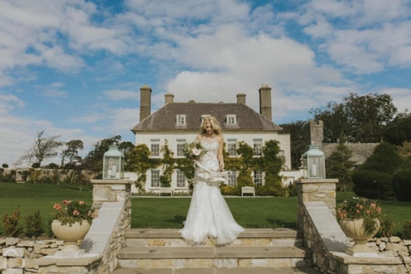 Gileston Manor an outdoor wedding venue in Vale of Glamorgan