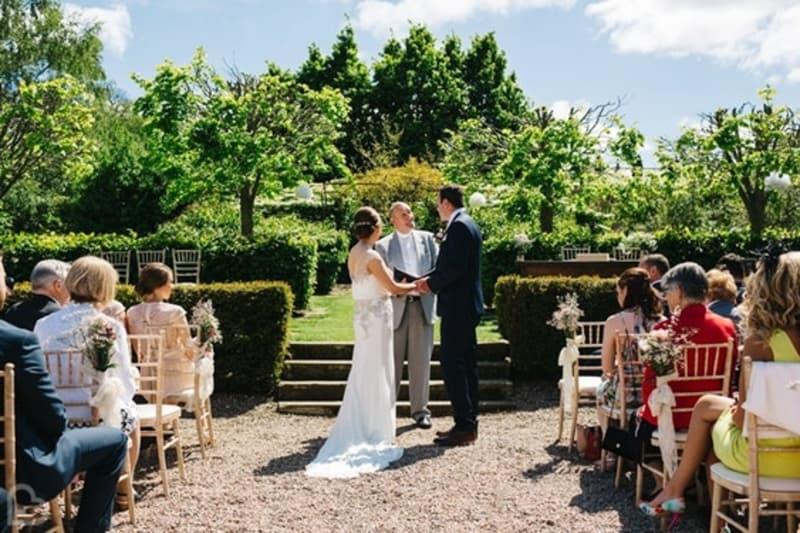 Larchfield Estate a wedding venue in Antrim